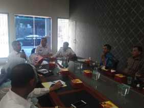 Banggar DPRD Kampar 'Belajar' ke Bapenda Pekanbaru Cara Tingkatkan PAD Sektor Pajak