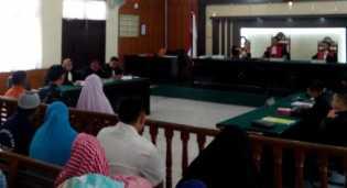 Korupsi Proyek RTH, Mantan Kadis PU Riau dan Dua Kontraktor Mulai Diadili