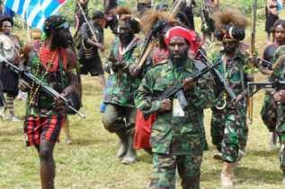 Status di Timika Papua Siaga Satu