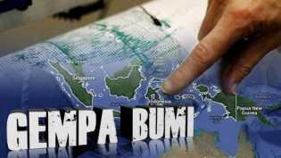 Gempa Berkekuatan 6,1 SR Guncang Papua