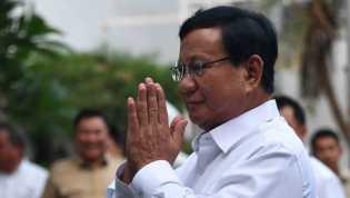 Prabowo Minta Maaf, Polemik Pidato 'Tampang Boyolali'