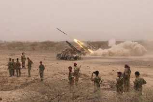 Jubir Koalisi Arab Al-Maliki Sebut Rudal dan 6 Drone Houthi Incar Arab Saudi Ditembak Jatuh