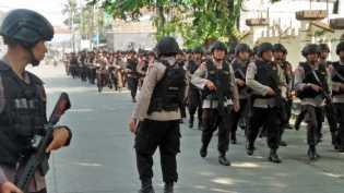 Cekcok Tahanan dengan Petugas di Mako Brimob Kelapa Dua, Petugas Luka-luka
