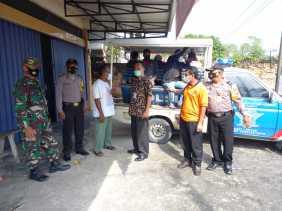 Cluster Baru Covid-19, Satgas Bencah Lesung Evakuasi 5 Orang dari Ruko