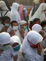 Pekanbaru Butuh Ratusan Ribu Masker