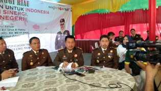 2018 Kejati Riau Ringkus 14 Buronan