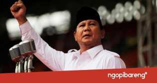 Prabowo Subianto juga Masuk 500 Muslim Berpengaruh Sedunia