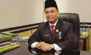Kepala DPM-PTSP Kota Pekanbaru Muhammad Jamil Masuk Daftar ASN Teladan se-Indonesia