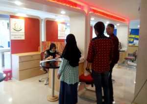 Maksimalkan Pelayanan, Kejari Pekanbaru Buka Gerai E-Tilang di MPP Pekanbaru