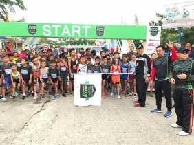 Ratusan Peserta Ikut Lomba RUN 2019 di Pekanbaru
