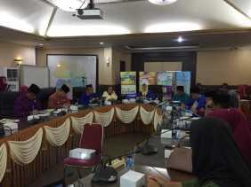 Asisten II Pemko Pekanbaru Pimpin Rapat PUG dan PAE