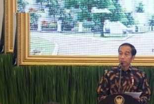 Jokowi : Ini Tahun Politik, Mari Jaga Keamanan Negara