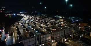 Antisipasi Kemacetan Diarus Balik Liburan Tahun Baru