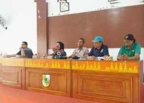 DLHK Lakukan Sosialisasi Retribusi sampah Tahun 2019 di Senapelan