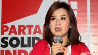 Sandi Tak Mau Komentari Ucapan Ketua PSI Grace Natalie