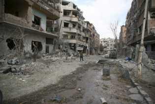 Sasar Masjid di Suriah, Serangan Koalisi AS Tewaskan 17 orang