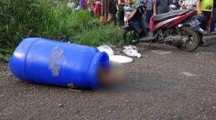 Pemulung di Bogor Temukan Mayat Dalam Drum