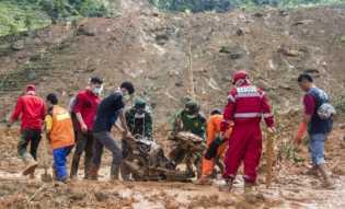 Pasca Bencana Longsor di Sukabumi, 20 Korban Belum Ditemukan, Berikut Namanya