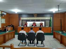 Korupsi Proyek Danau Buatan, PNS dan Kontraktor Dihukum 4 Tahun Penjara