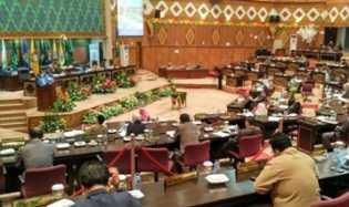 Anggota DPRD Riau : 2019, Tidak Ada Bankeu Untuk Kabupaten/Kota