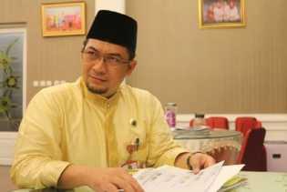 Kepala BPKAD Provinsi Riau Datangi Mendagri Ada Apa?