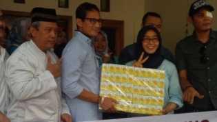 Sandiaga Uno Launching Teh Klangenan Produk UMKM Yogyakarta