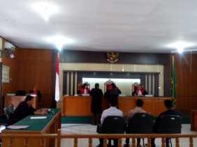 Dugaan Korupsi RTH dan Tugu Integritas, Pengadilan Tipikor Adili PPK dan Tim PHO