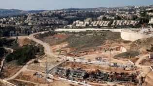 1.300 Rumah akan Dibangun di Tepi Barat Oleh Israel