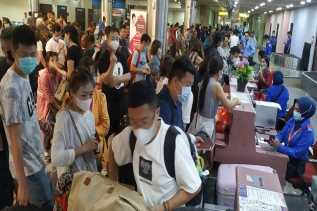 Antisipasi Penyebaran Virus Corona, Ratusan Wisatawan China di Batam Dipulangkan