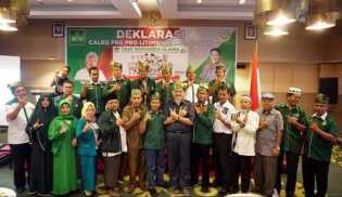 Dukung Ijtima' Ulama 2, PASS LANTANG Riau Resmi Dikukuhkan