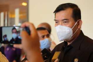 Mantan Camat Tenayan Ditahan, Ini Tanggapan Walikota Pekanbaru