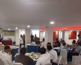 Coffee Morning Bersama Rekanan , DPM-PTSP Pamerkan Layanan Prima MPP Pekanbaru