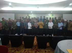 Hadiri Konsolidasi FKUB ICMI Muda : Pekanbaru Harus Steril dari Berita Hoax