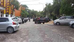 Lahan Parkir MPP Pekanbaru Cukup Memadai