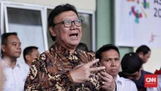 Mendagri Minta Kepala Daerah di Riau Klarifikasi Deklarasi