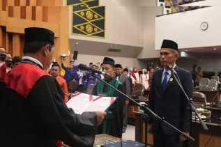 Nofrizal Dilantik Sebagai Wakil Ketua DPRD Pekanbaru