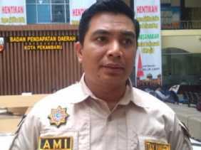 Pajak WP tak Terpungut di Pekanbaru Capai Ratusan Juta Perbulan