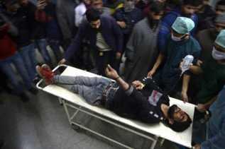 Pasukan Keamanan India Tembak Mati 7 Demonstran di Kashmir