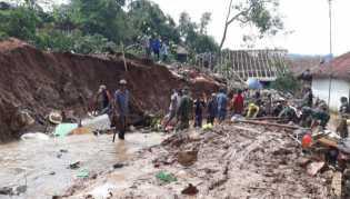 2018, 1.561 Bencana Menimpa Jawa Barat, 50 Orang Tewas