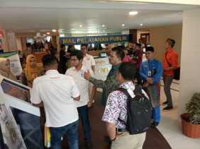 Walikota Malaka Apresiasi Layanan MPP Pekanbaru