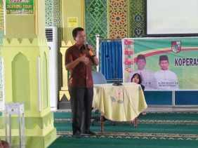 Diskop Sosialisasi Koperasi Syariah di Payung Sekaki