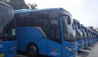 PT TPM Kelola 96 Unit Bus TMP Milik Pemko