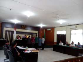 Usai Baca Dakwaan, Jaksa Hadirkan Kadisparpora Saksi Korupsi Danau Buatan Rohil