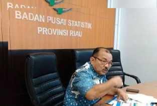 BPS Riau : Inflasi Komulatif Riau Selama 2018 Dibawah Nasional