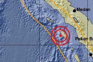 Gempa Sumatera Bagian Utara tak Picu Tsunami