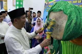 Walikota Berharap Generasi Muda Bisa Baca Alqur'an