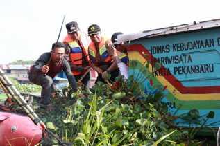 Aksi Bersih dan Berbagai Iven Meriahkan Hari Jadi Pekanbaru ke 235