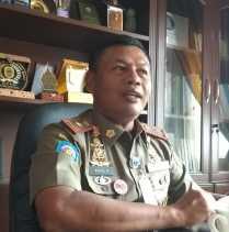 Satpol PP Pekanbaru Datangkan Pelatih Batalion Arhanudse 13