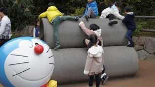 Mau Dorayaki dan Pernak-pernik Doraemon? Kunjungi Museum Ini