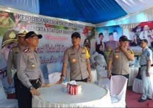 Jajaran Polda Riau Siap Amankan Perayaan Natal dan Tahun Baru 2019